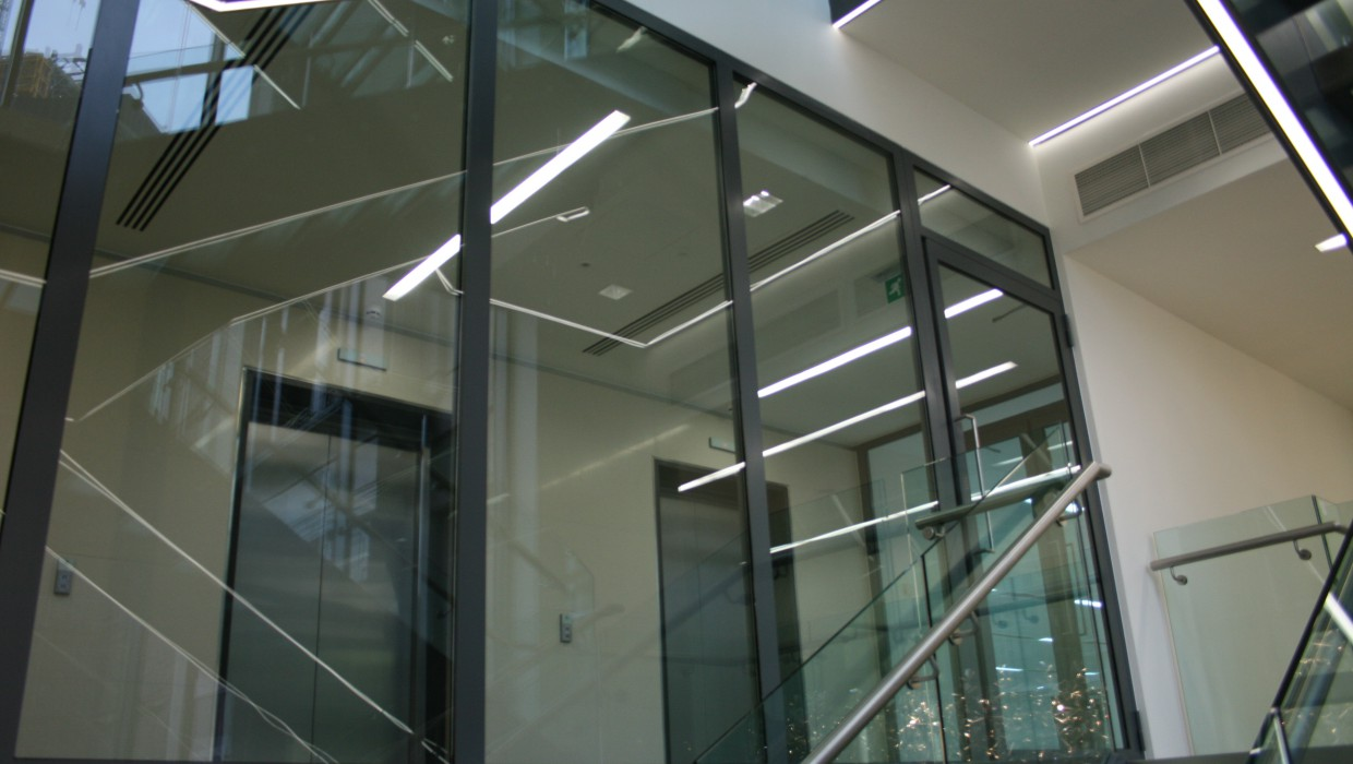 63 St Mary's Axe - John Sisk and Sons - 60 60 Forsters Fire Rated Doors and Screens (1)