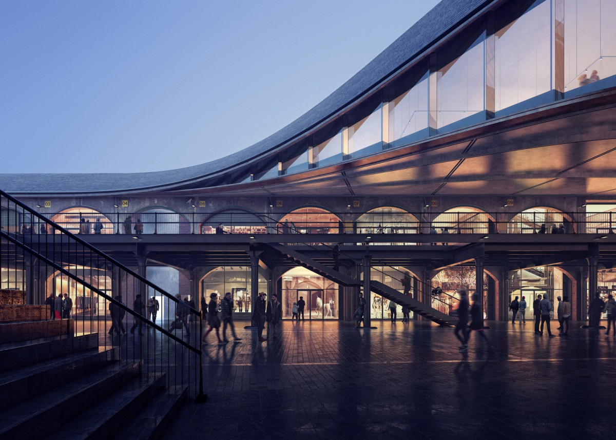 BAM Award Propak £3m Coal Drops Yard Project